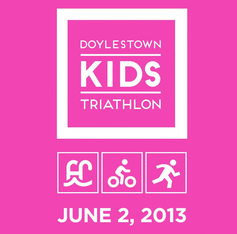 Doylestown Triathalon print