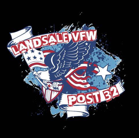 Lansdale VFW print