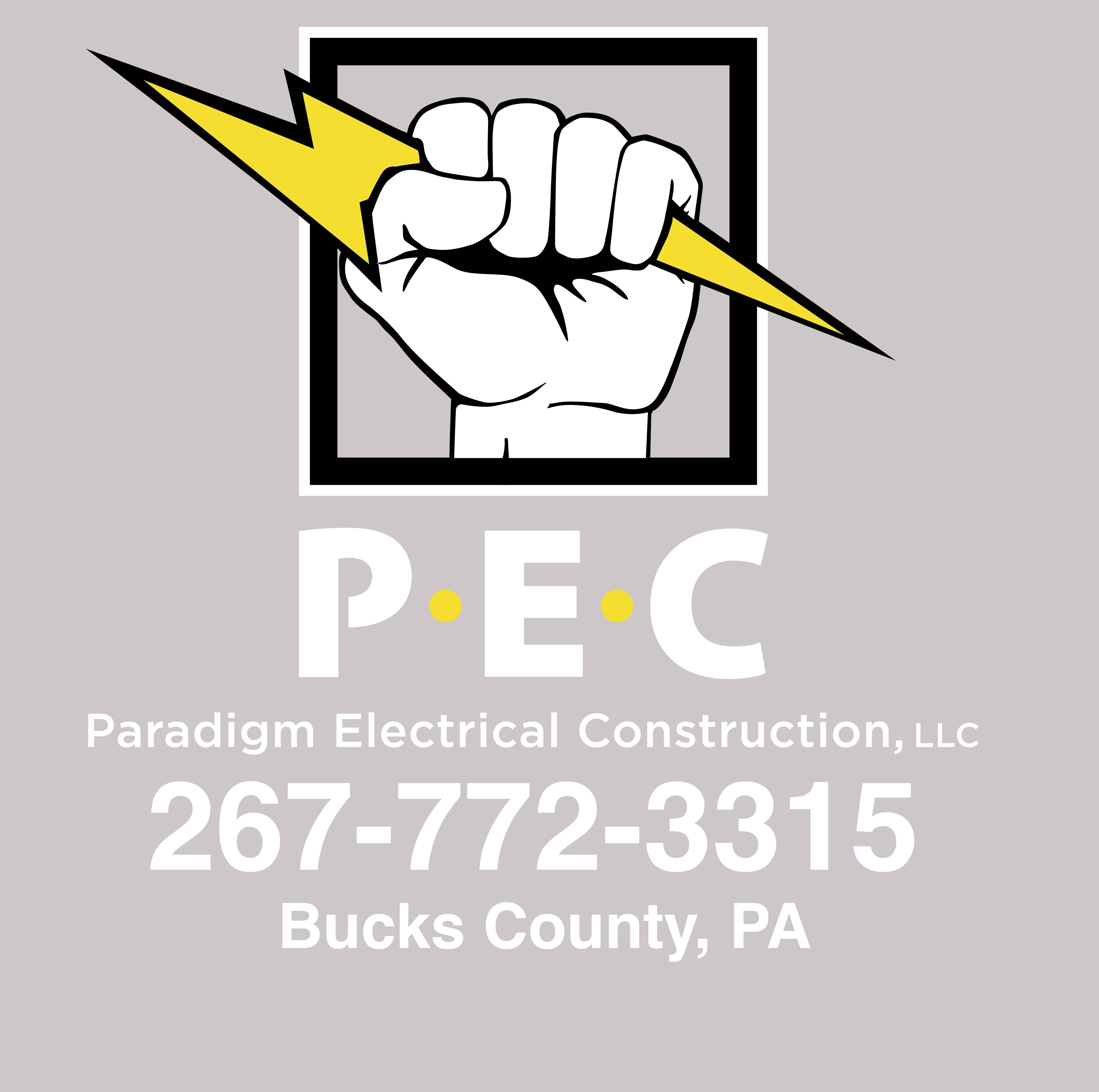 Paradigm Electrical Construction print