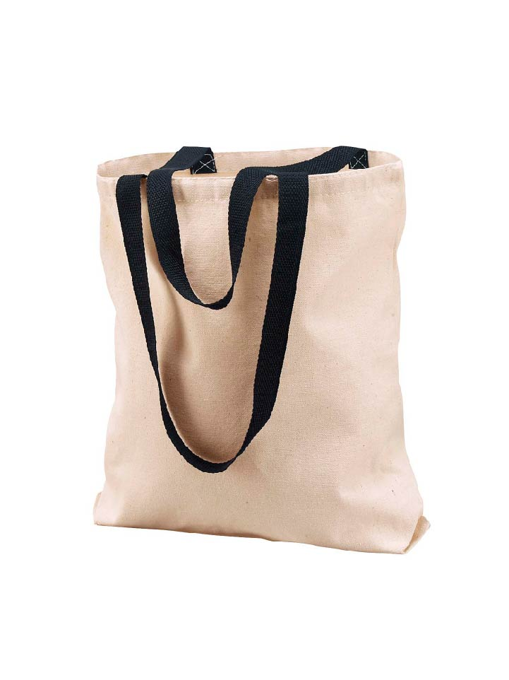 8868 UltraClub Canvas Tote