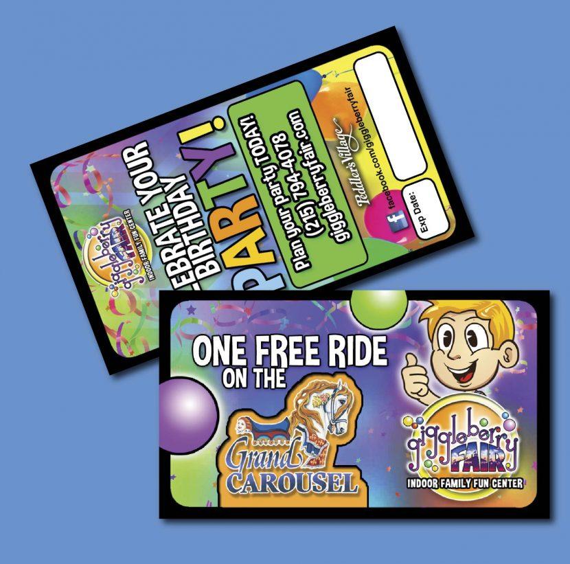 Giggleberry Fair Cards