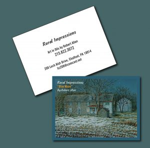 Robert Allen Business Cards