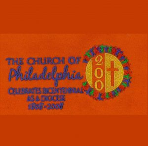 Church of Philadelphia Embroidery